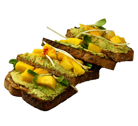 Avocado Toast | 3Natives