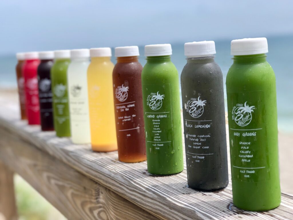 What is the best juice bar in Tallahassee?